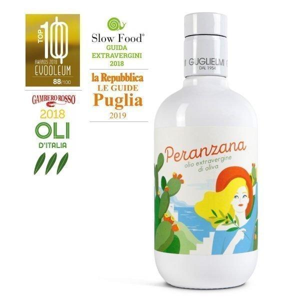 peranzana monocultivar olio extravergine di oliva Olio Guglielmi