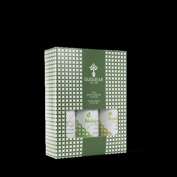 monogram-tris olio guglielmi olio 100 ml