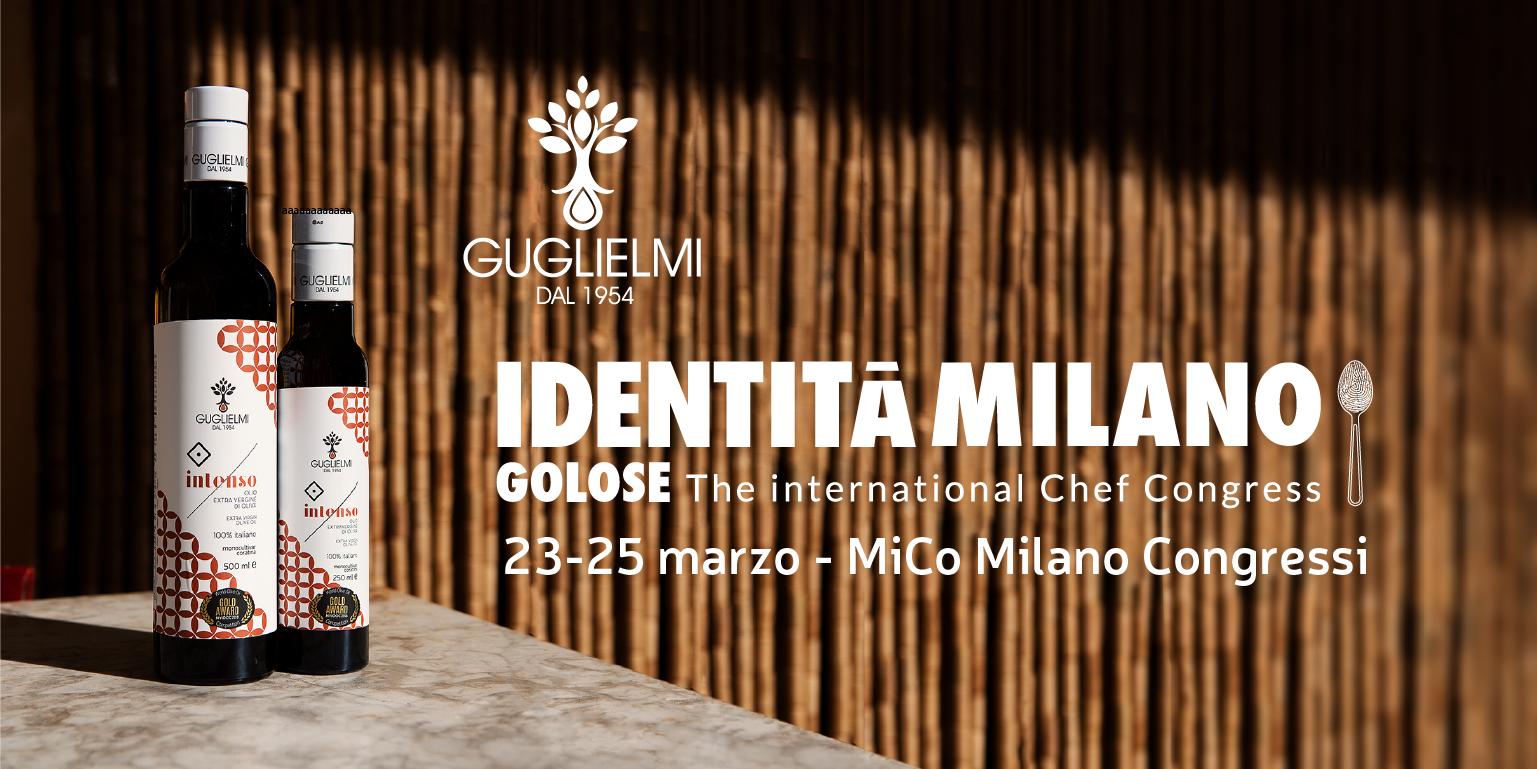 Olio Guglielmi identità golose Milano