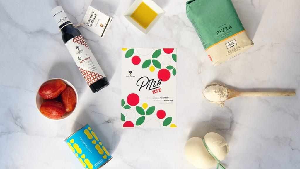 kit pizza olio guglielmi